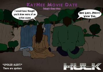 KatNee Movie Date - The Incredible Hulk by KatneySK