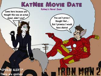KatNee Movie Date - Iron Man 2 by KatneySK
