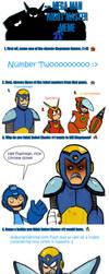 Robot Master Meme - MM2 by Chloemew4ever