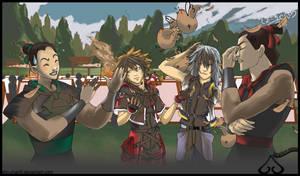 KingdomKisses-Mulan by Sho-chan9