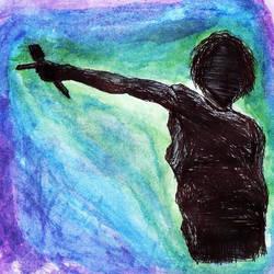 Gerard Way by imyoungandscrewedup