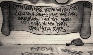 Grafitti by VenusBacchus