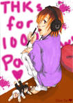 THK's for 1000 Pageviews by Shion-Tan