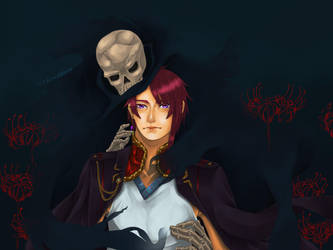 The Death will always be behind you by Shion-Tan