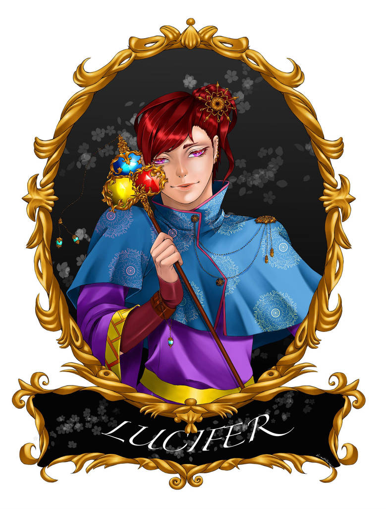 Welcome to the world, Lucifer  by Shion-Tan