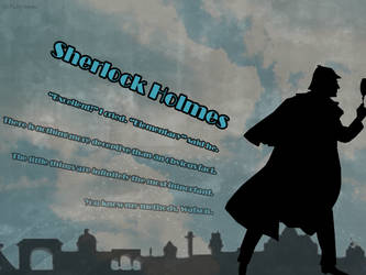 Sherlock Holmes by Pocky-Dealer