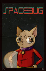 Spacebug poster by REMemberDru