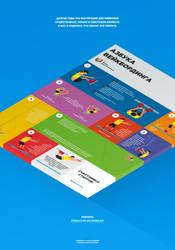 Wakebording ABC by Yuri Yershov by vertus-design-being