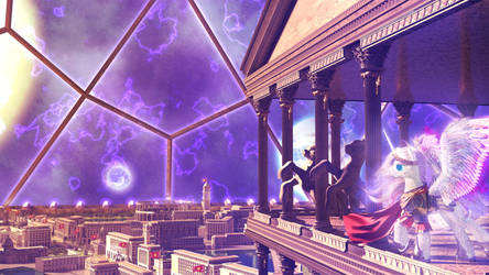 The Solar Empire by Etherium-Apex