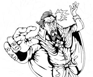 Dr. Orpheus...IN ACTION inks by iso36