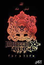 Moroccan attitude by snookart