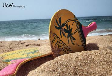 Beach ball by snookart