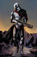 Captain Phasma by KaRolding