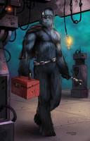 Kelviin the Wookie (Commission) by KaRolding