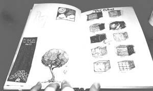 Sketchbook #6 by Jesness