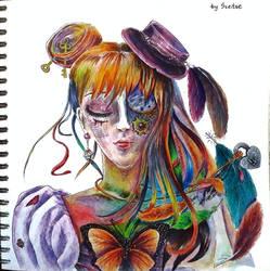 Alice by fomhar-orga