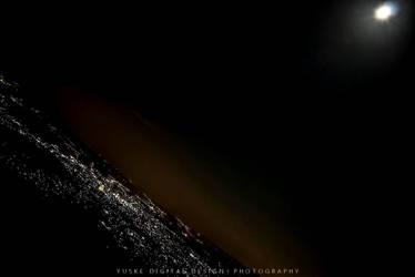Twilight Night in Mountain by YusukeDigitalDesign