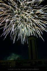 The Fireworks in 2018 Summer by YusukeDigitalDesign