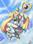 Platinum the Trinity by Reikamaru