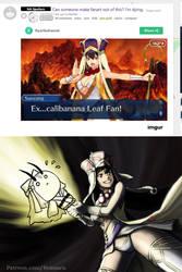 Excali...BANANA!!! by Reikamaru