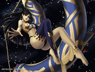 Ishtar (Fate/Grand Order) by Reikamaru