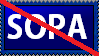 Stop SOPA by TheIndignantWerewolf