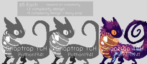Snap Toyhouse Icon [CLOSE] - YCH by kinotoha