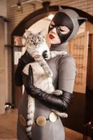Catwoman BTAS by Kamiko-Zero