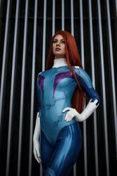 Starfire New 52 Space Suit by Kamiko-Zero