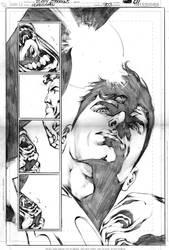 SUPERMAN 703, PAGE 01 by eddybarrows