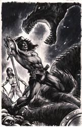 Conan by eddybarrows