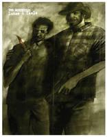 THE MURDERERS LUCAS TOOLE by ScabbedAngel