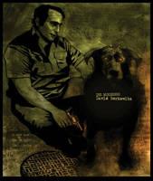 THE MURDERERS Berkowitz by ScabbedAngel