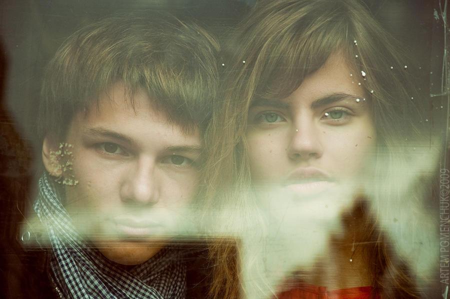 Vova and Anna by pomenchuk