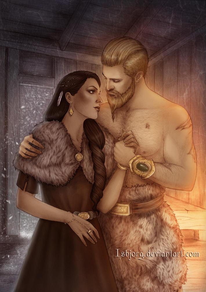 I trust you - By Isbjorg by Anasasiel