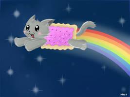 Nyan Nyan by McSadat