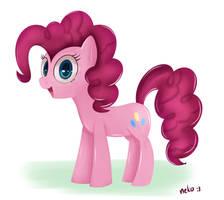 Real Pinkie by McSadat