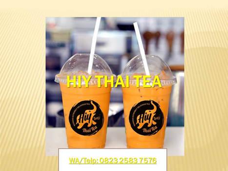 BISNIS KEKINIAN, CALL:0823-2583-7576, Thai Tea by lancarselalu1233