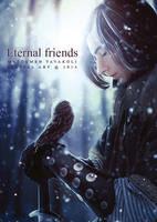 Eternal-Friends by DigitalDreams-Art