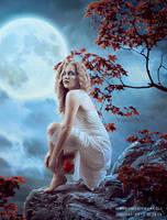 Moonlight Whispers by DigitalDreams-Art
