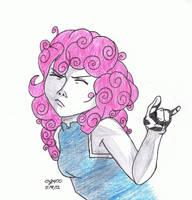 Pinkie Pie is Watching You FOREVER by aramintaXkazemaru