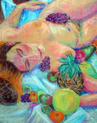 Pastel Nude by Arpaduk