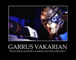 Garrus Vakarian by JercyFelidae