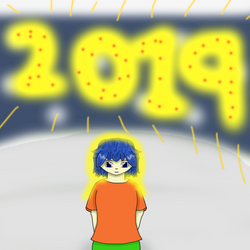 Happy New Year! by IttyBitty1996