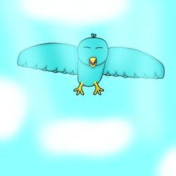 First Bird by IttyBitty1996
