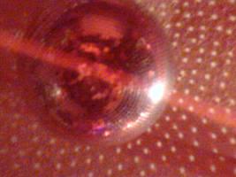 glitterballcascade by originalsyna