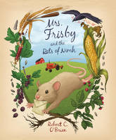Mrs. Frisby and the rats of NIMH by jasminjuu