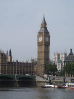 Big Ben by Sunlandictwin