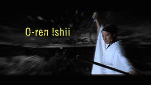 O-Ren Ishii by Sunlandictwin