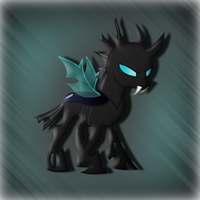 Changeling Avatar by illusion115
